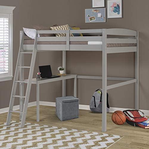 Camaflexi Concord Full Size High Loft Bed