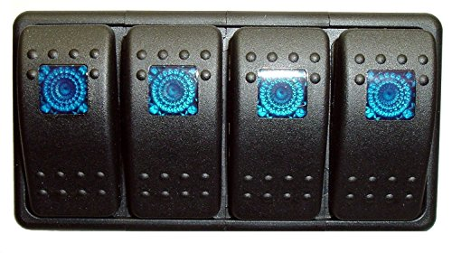 4 rocker switch panel - 2