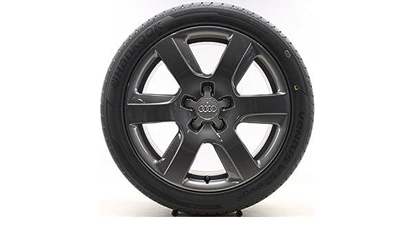 4 Audi A4 S4 8E B7 B6 17 pulgadas Winter Juego de ruedas Llantas Audi Original 4 GL TG: Amazon.es: Coche y moto