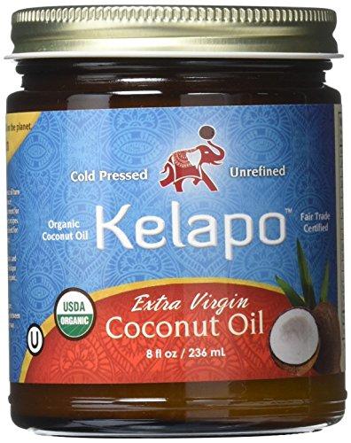 Kelapo Extra Virgin Coconut Ounce