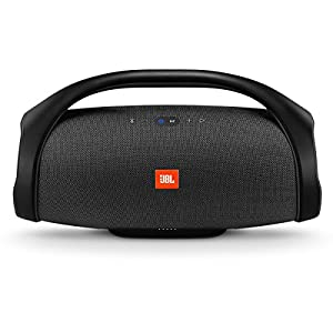 JBL Boombox Portable Bluetooth Waterproof Speaker (Black)