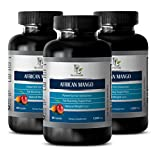 Product review for African mango green tea - AFRICAN MANGO EXTRACT - Promotes good mood & reduces stress - 3 Bottles 180 capsules