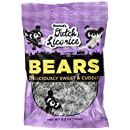 Gustaf's Dutch Licorice, Jelly Bears, 5.2 Ounce (Pack of 12)