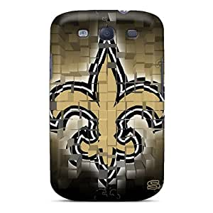 Galaxy High Quality Tpu Case/ New Orleans Saints Frp135Gacj Case Cover For Galaxy S3