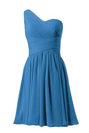 9a529de9caa36 DaisyFormals Short Bridesmaid Dress Vintage Part Wears(BM181)- Royal Blue