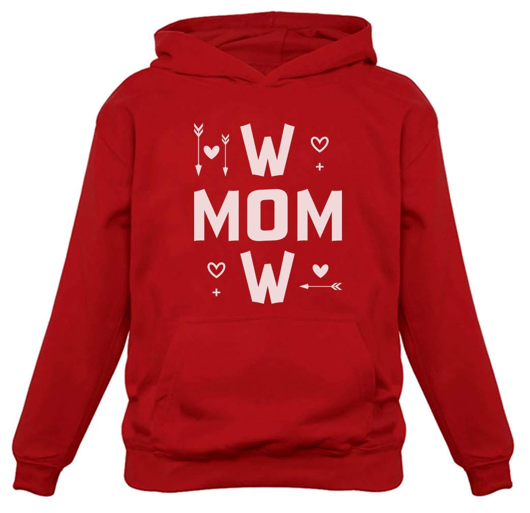 Tstars – Wow Mom for Moms Women Hoodie