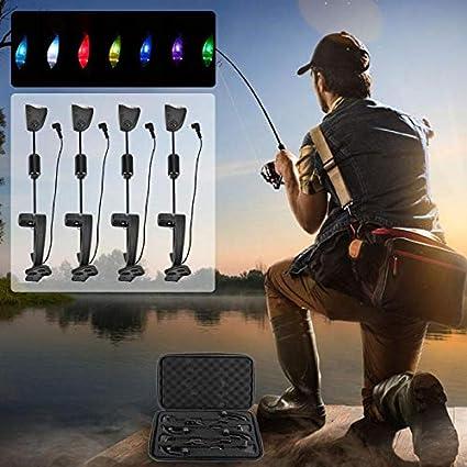 Ants-Store - 4pcs Carp Fishing Alarm Swingers Hangers 7 ...