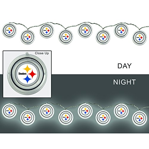 Steeler Patio Lights