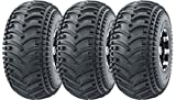 3 New 3 Wheeler WANDA ATV Tires 22X11-8 22x11x8 4PR - 10135