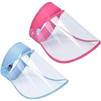 Protección Facial Completa Profesional extraíble Visera Multifuncional