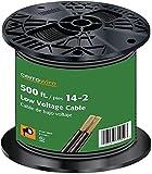 Cerrowire 500 ft. 14/2 Landscape Wire - Black