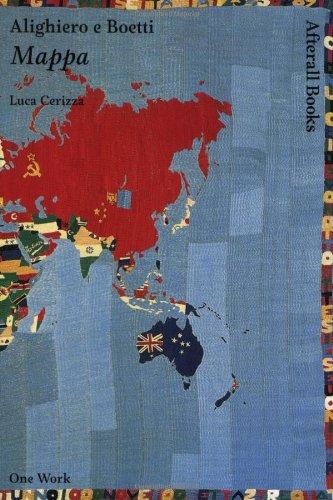 Alighiero e Boetti: Mappa (Afterall Books / One Work)