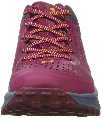 Under Mujer Rise W's Horizon Black Senderismo de Currant UA para Low Stc Armour Azul Zapatos rPw8r