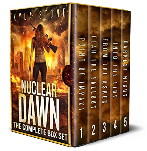 Nuclear Dawn: The Complete Series Box Set: A Post-Apocalyptic Survival Thriller Series by [Stone, Kyla]