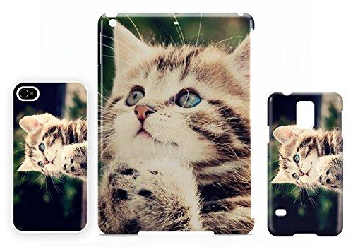 cute kitten 1 iPhone 5C cellulaire cas coque de téléphone cas, couverture de téléphone portable