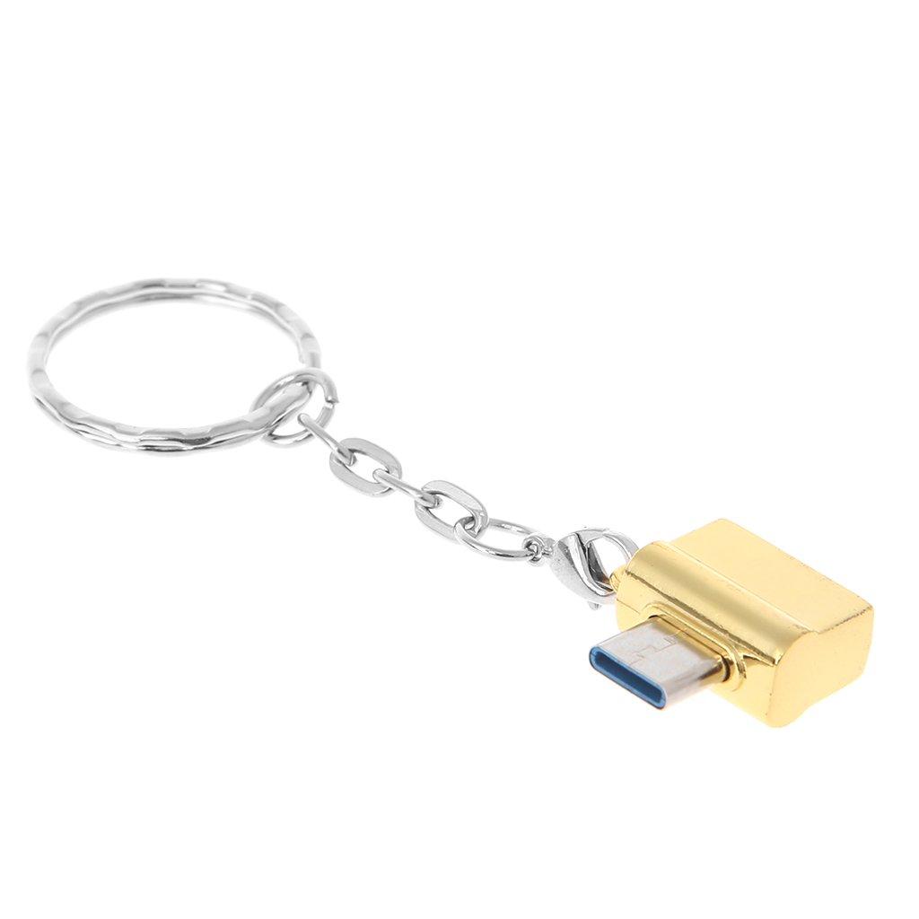 Jiamins Tipo C Macho a Adaptador de Adaptador USB OTG USB ...
