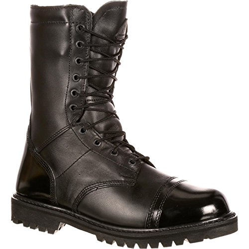 Rocky Men's 10 Inch Paraboot 2095 Work Boot,Black,7 M US ()