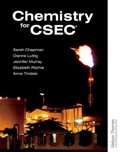 Chemistry for CSEC 2nd Edition