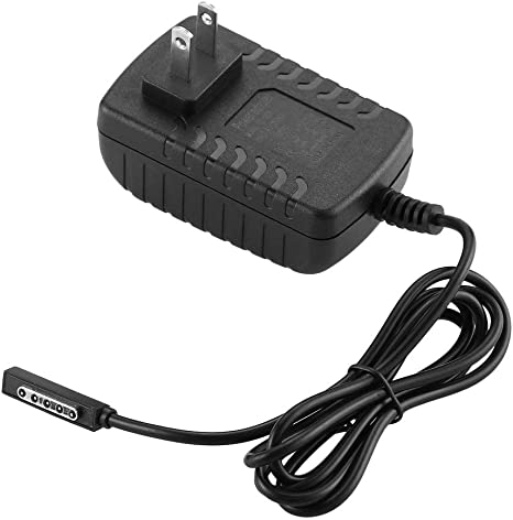 Power Home Wall Socket Charger US AC Adapter For Microsoft Surface Windows RT