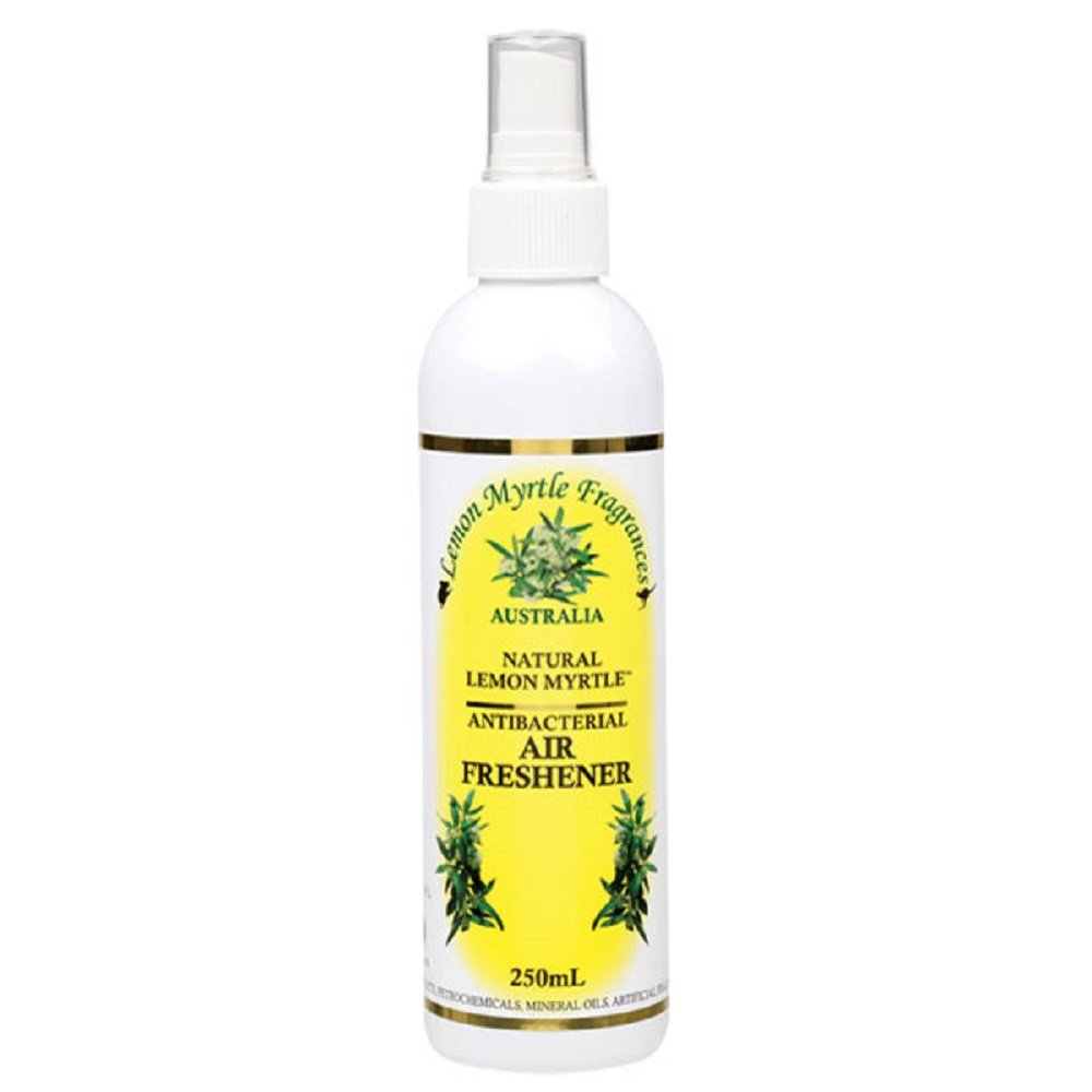 【LEMON MYRTLE FRAGRANCES】Air Freshener レモンマートルフレグランス エアーフレッシュナー 250ml 3個セット B00L7IR94O