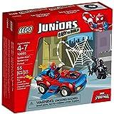 LEGO Juniors 10665 - L'Inseguimento di Spider-Man