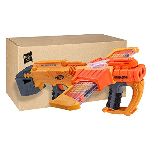 Nerf Doomlands Double Dealer Blaster - Import It All