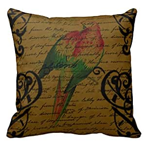 Grandma glam-ma hand lettered art Pillows Case 20x20