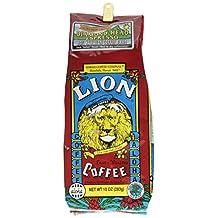 Lion Diamond Head Espresso Coffee 10 oz Ground by LION