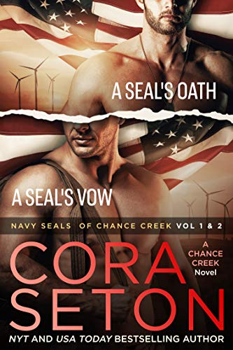 Two full-length Navy SEAL novels in one box set!A SEAL's Oath – Book 1 in the SEALs of Chance Creek seriesNavy SEAL Boone Rudman has six months to find a wife and get her pregnant or he'll lose his chance to win 1500 acres of prime Montana ranch land...