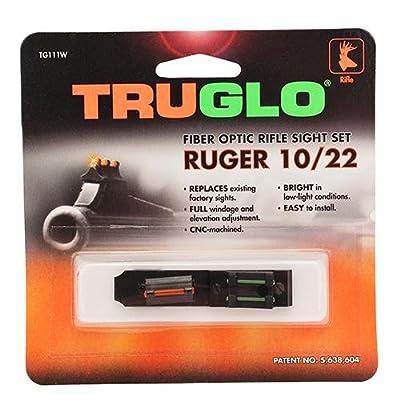 TRUGLO Rimfire Fiber Optic Sight