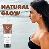 Organic & Natural Sunless Tanning Lotion for All Skin Types