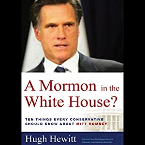 A Mormon in the White House? Audiobook