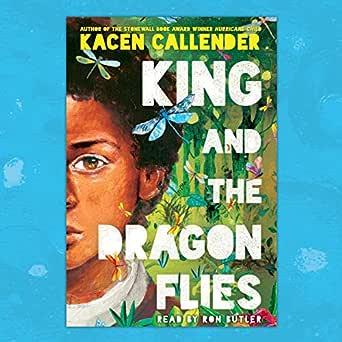 King and the Dragonflies (Edición audio Audible): Kacen ...