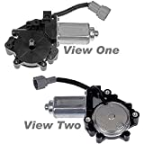 APDTY 853639 Power Window Lift Motor Fits Front Right (Passenger-Side) 2004-2012 Nissan Titan 2005-2012 Nissan Armada 2004 Pathfinder Armada 2004-2011 Infiniti QX56 (Replaces 80730-ZT01A, 80730ZT01A)