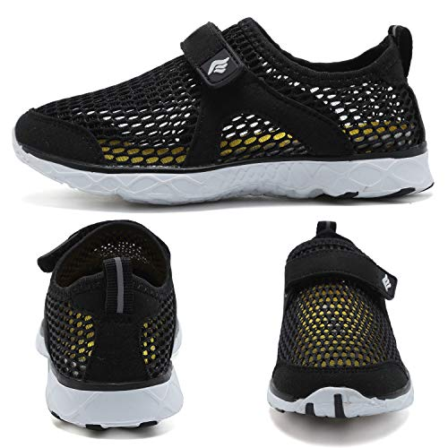 EQUICK Kids Water Shoes Boys /& Girls Aqua Shoes Swim Shoes Athletic Sneakers Lightweight Sport Shoes Toddler//Little Kid//Big Kid