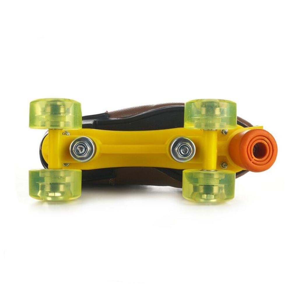 Beauty leader Roller Skates Einstellbare Inline Skates für Erwachsene Quad Männer und Frauen Quad Erwachsene Skate 504a04