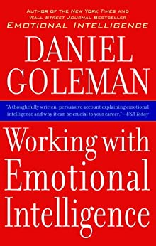 Working With Emotional Intelligence by [Goleman, Daniel]