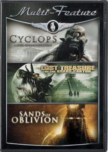 Cyclops, Lost Treasure of the Grand Canyon, Sands of Oblivion, Multi-Feature