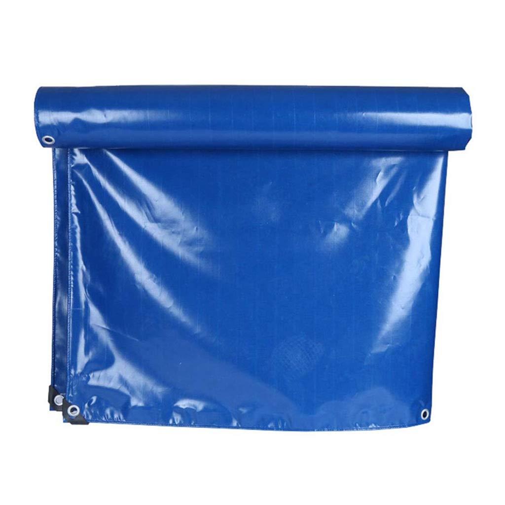 ターポリン アイレット付き屋外用防水ターポリン防水シート防水シェード布オーニングシェード、350g /m² (Size : 4*6m) B07SF685W9  4*6m