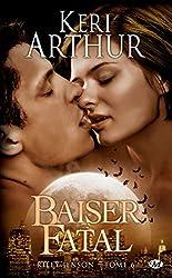 Baiser fatal: Riley Jenson, T6