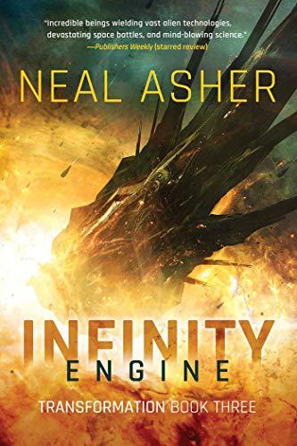 Infinity Engine: Transformation Book Three (Infinity Engine)