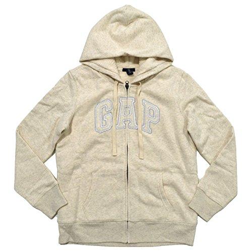 gap-womens-faux-fur-lined-full-zip-hoodie-sweatshirt-medium-beige