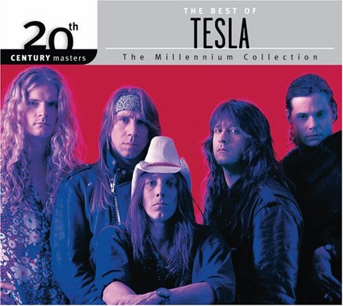 Eco Friendly Dvd Packaging - The Best of Tesla: 20th Century Masters - The Millennium Collection (Eco-Friendly Packaging)