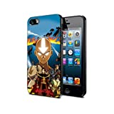 Case Cover Pvc Ipod Touch 5 Avatar Anime Avt09 Protection Design