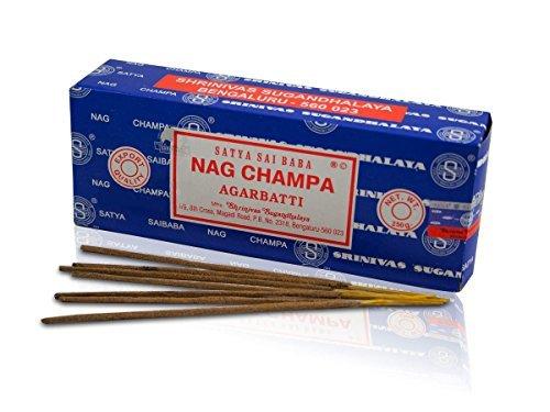Satya Nag champa 250 gms incense stick - incensecentral.us