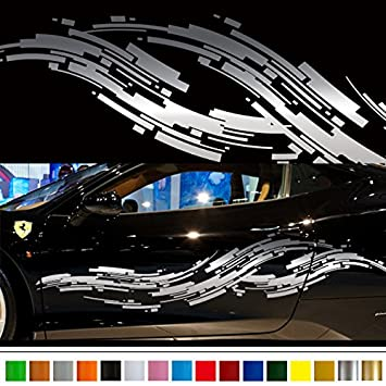 Transform car sticker car vinyl side graphics 148 car vinylgraphic custom stickers decals