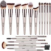 BESTOPE Makeup Brushes 20 PCs Makeup Brush Set Premium Synthetic Contour Concealers Foundation Powder Eye Shadows Makeup...