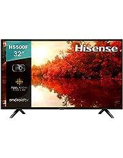 "Hisense 32"" H5500F Android TV con control de voz (32H5500F, 2020) (Reacondicionado)"