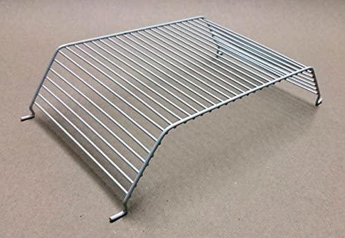 1 plataforma de alambre para jaula de pájaros o hámster, portátil ...