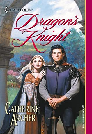 book cover of Dragon\'s Knight